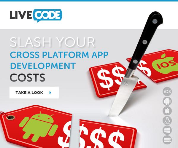 Cut your cross platform app development costs with LiveCode Fast Start